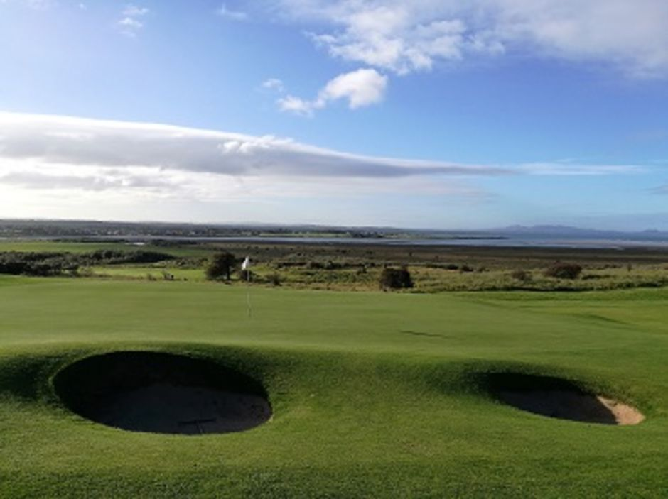 Course No 2 Gullane Golf Club